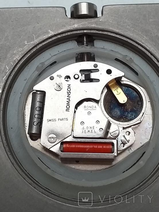 Часы наручные, Romanson Swiss Quartz (рабочие), фото №11