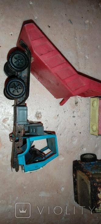 Машинки на детали, фото №11