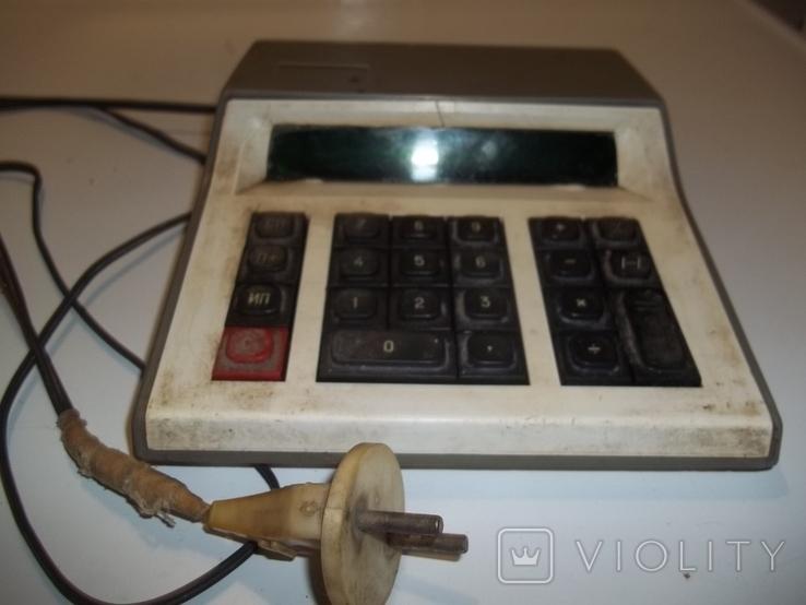Электронный калькулятор, фото №3