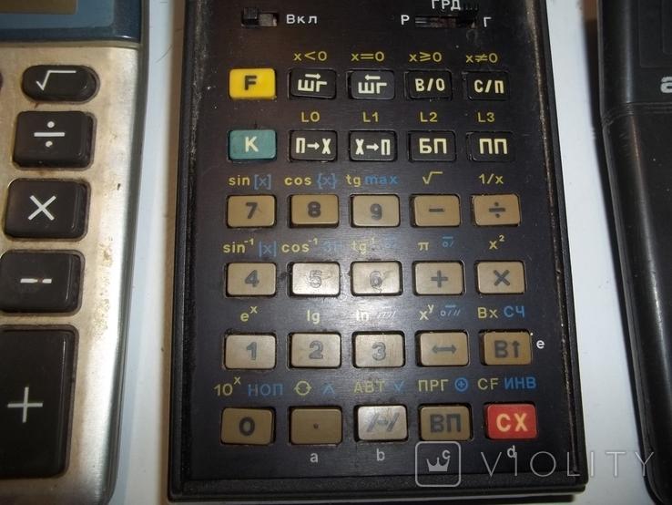 Электронный калтькулятор электроника МК, фото №4