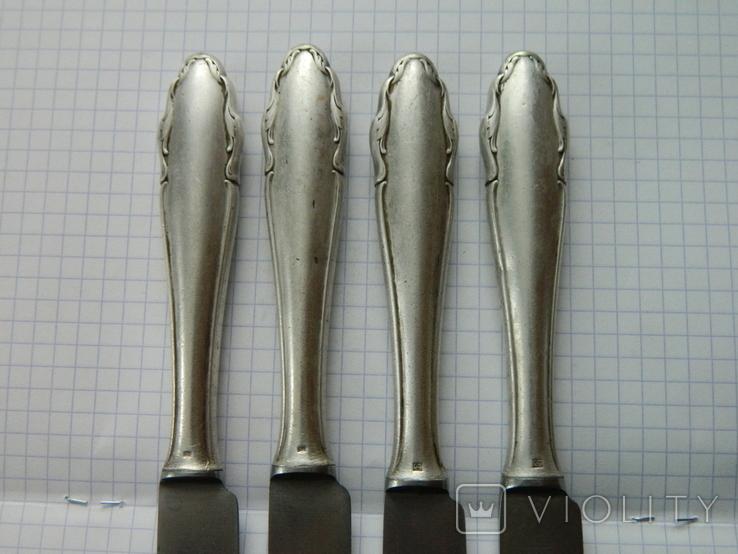 Ножі WMF, 4шт., фото №5