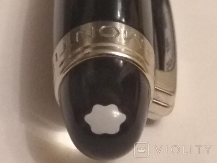Montdlanc ручка перьевая 14К, фото №6