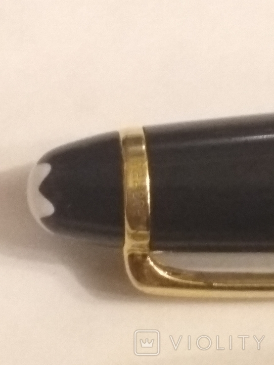 Montdlanc Meisterstuck ручка шариковая и миханический карандаш, фото №8