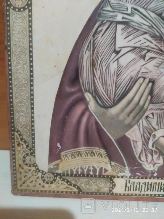 Владимирская Пресвятая Богородица, фото №7