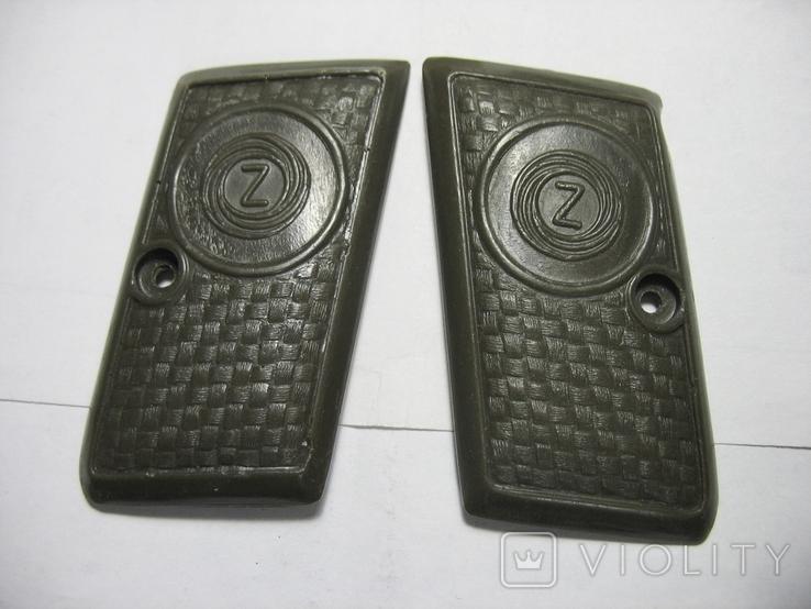 CZ-Z (DUO) 6.35 мм. Накладки рукояти вар.1. Со скидкой. копия, фото №2