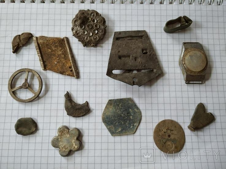 Старинные артефакты (реликвии), 13 шт, фото №2