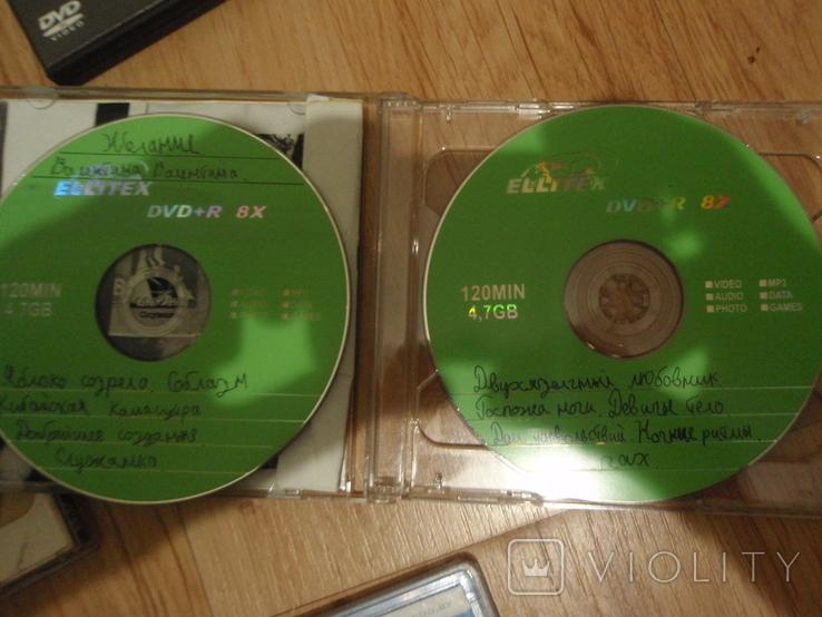 10 двд дисков, фото №11