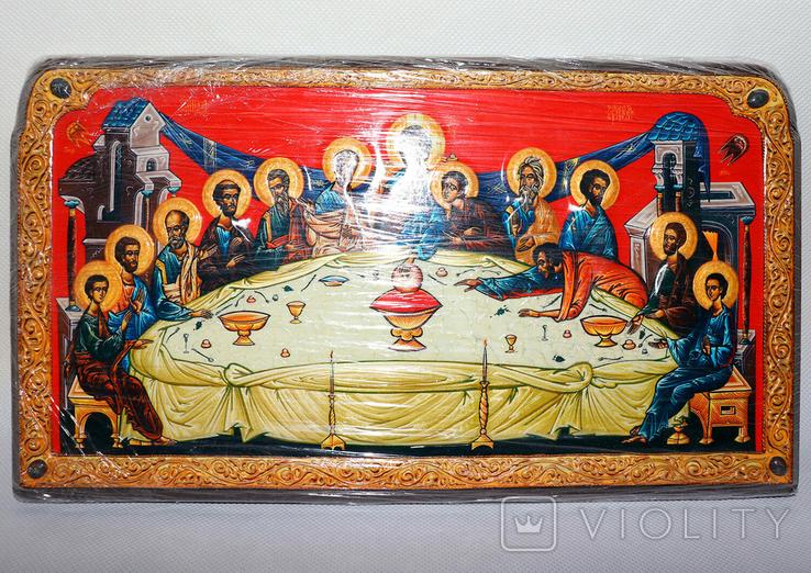 Икона Тайная Вечеря, фото №2