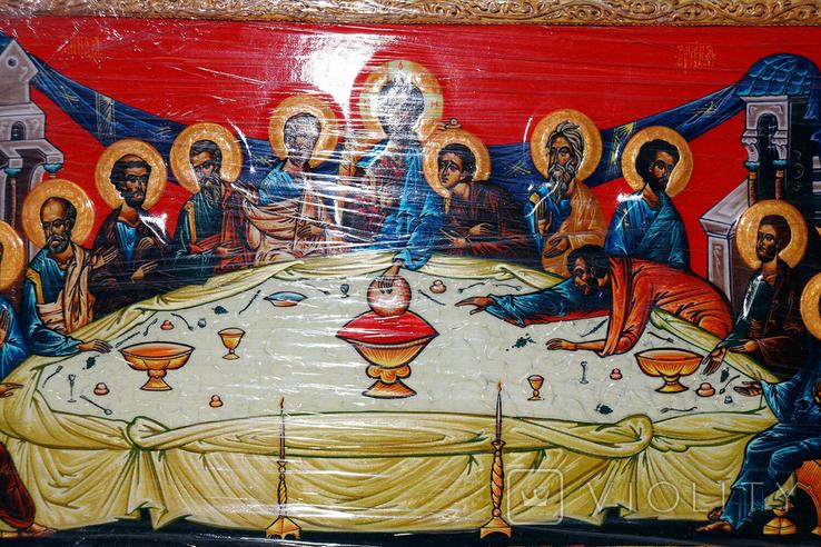 Икона Тайная Вечеря, фото №3