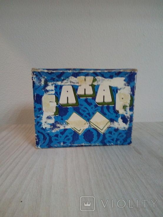 Коробка из под сахара рафинад, фото №2