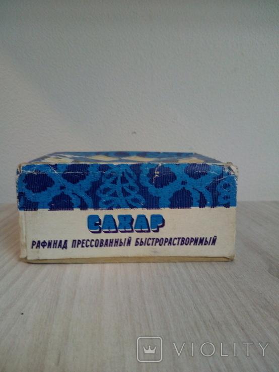 Коробка из под сахара рафинад, фото №4