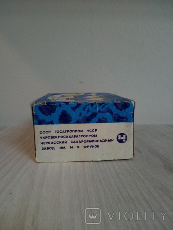 Коробка из под сахара рафинад, фото №5