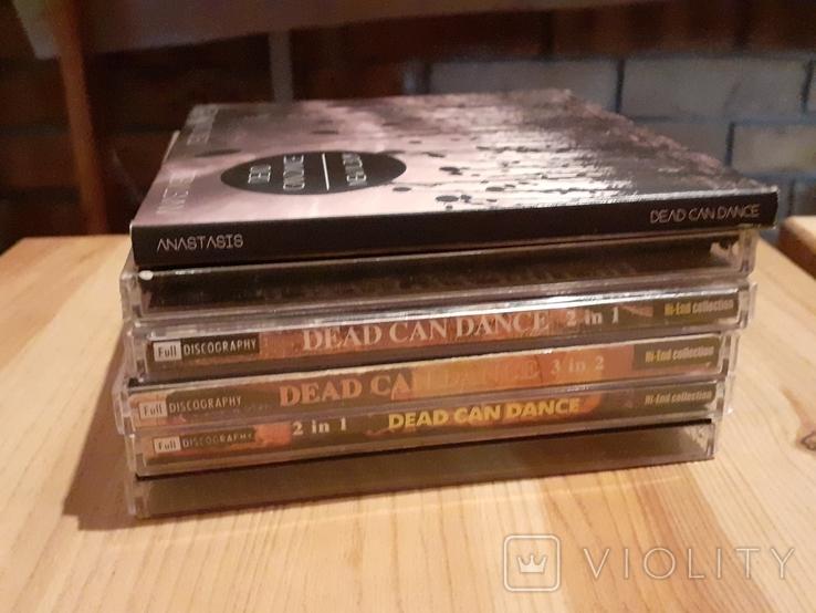 Дискография Dead Can Dance 7 CD + бонус, фото №7