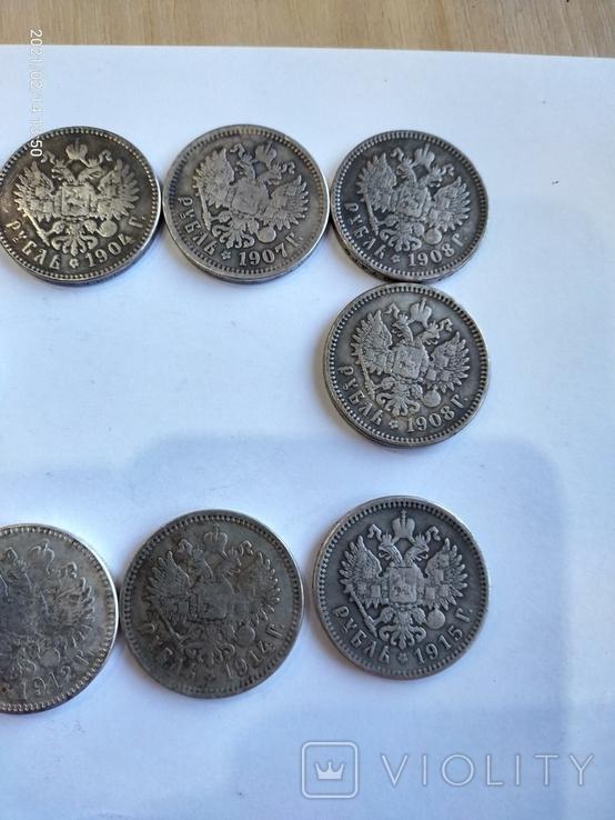 11 копий царских монет, фото №4