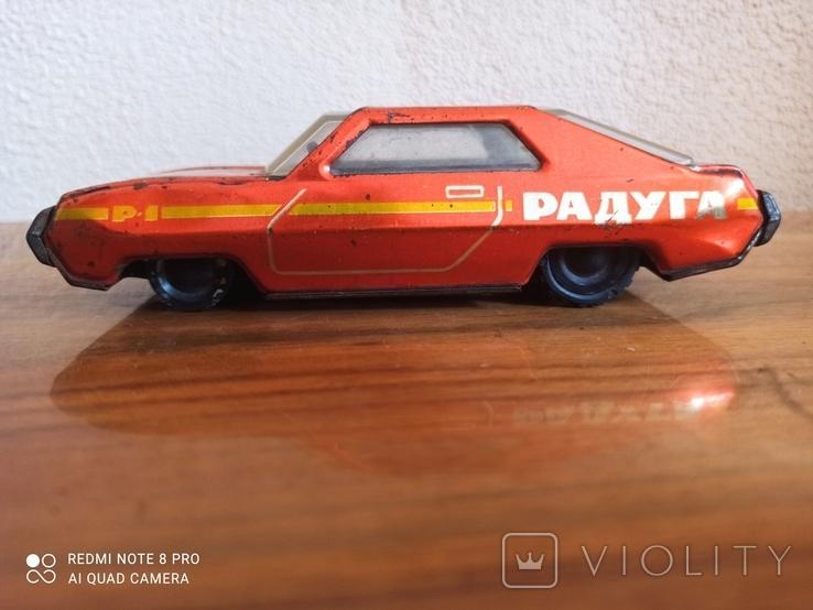 Машинка Радуга, фото №2