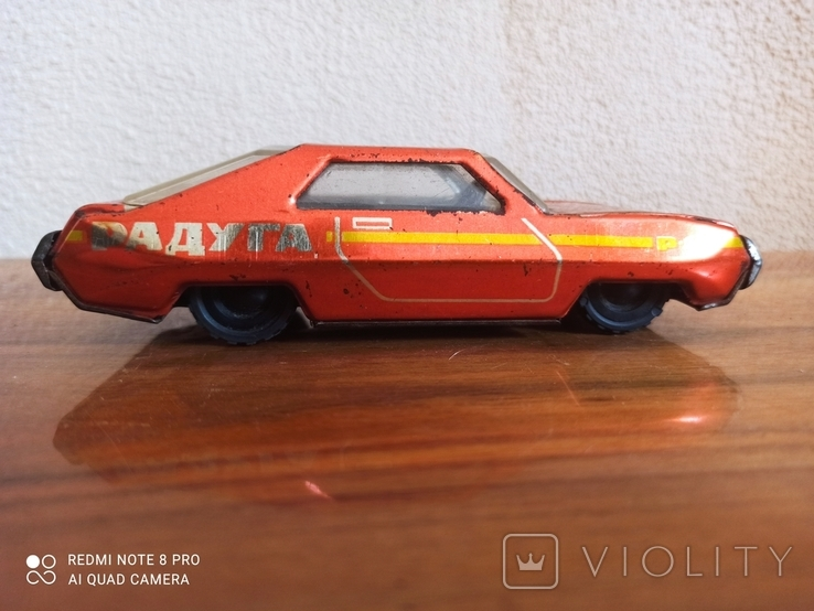 Машинка Радуга, фото №3