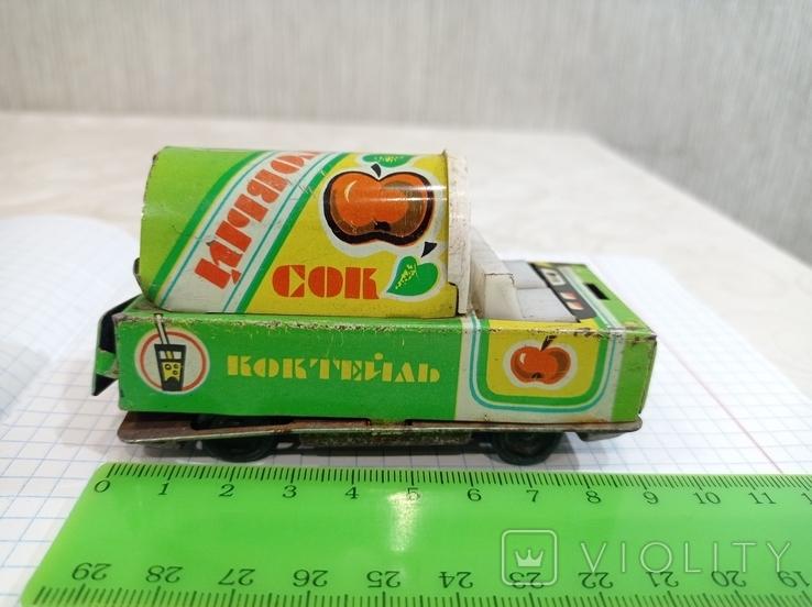 Машинка фруктовый сок,коктейль., фото №2