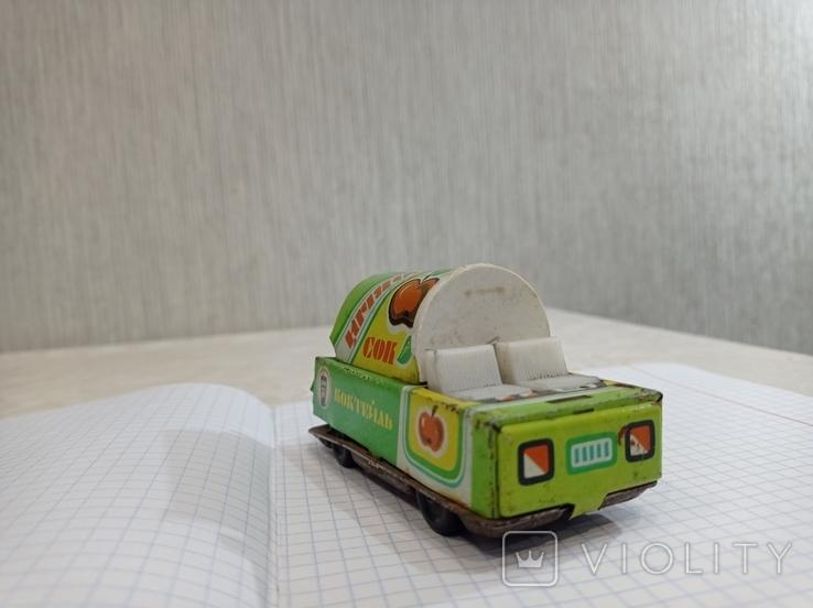 Машинка фруктовый сок,коктейль., фото №7