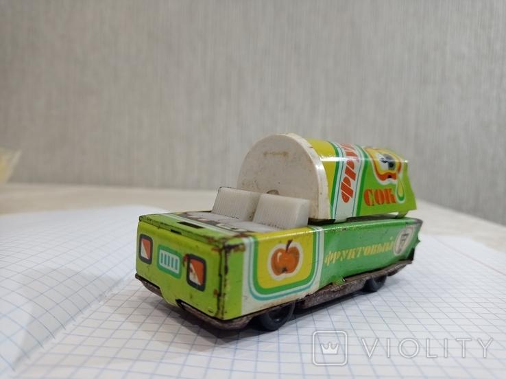 Машинка фруктовый сок,коктейль., фото №8