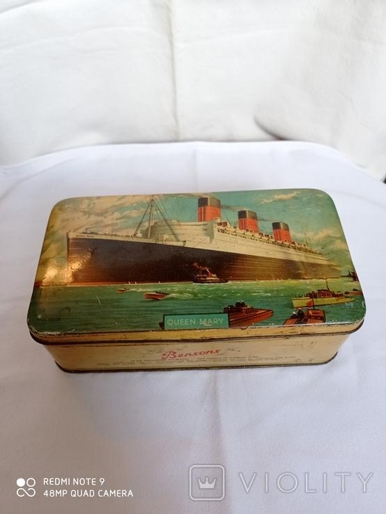 Коробка Bensons queen Mary., фото №2