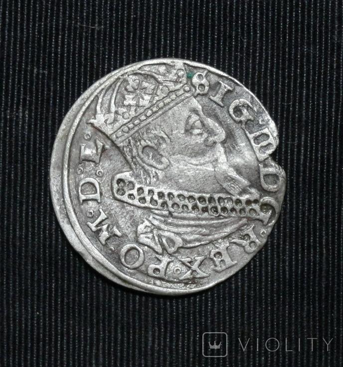 Грош 1626 Литва под Речью Посполитой, фото №2