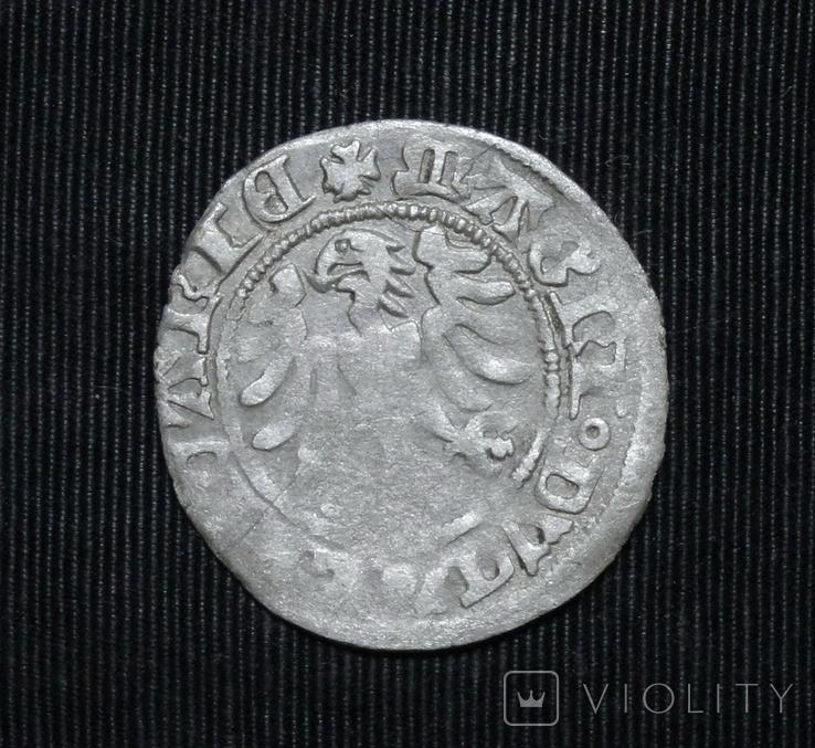 Полугрош 1501-1506 Александра Ягеллончика г.Вильно, фото №3
