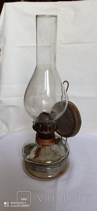 Керасиновая лампа СССР., фото №3