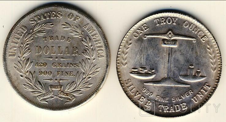 Долари США - копії., фото №2