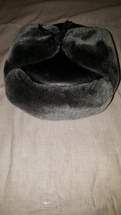 Шапка ушанка, фото №2