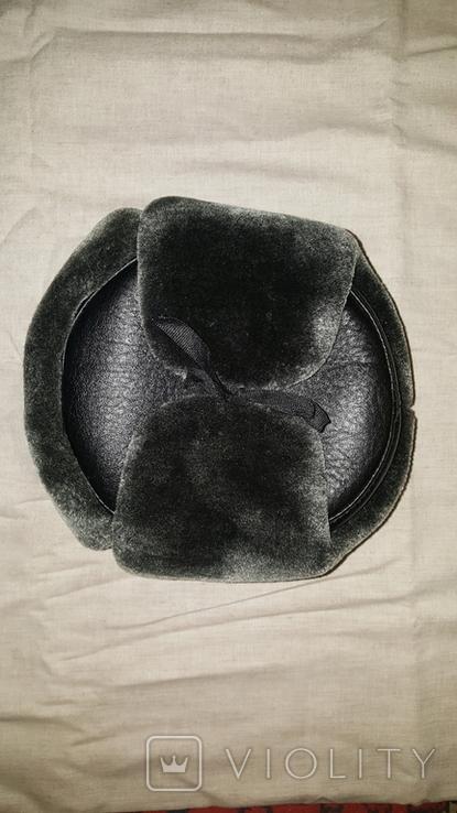 Шапка ушанка, фото №3