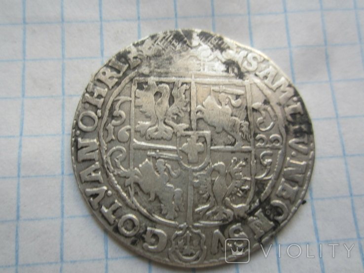 Орт 1622 г., фото №3