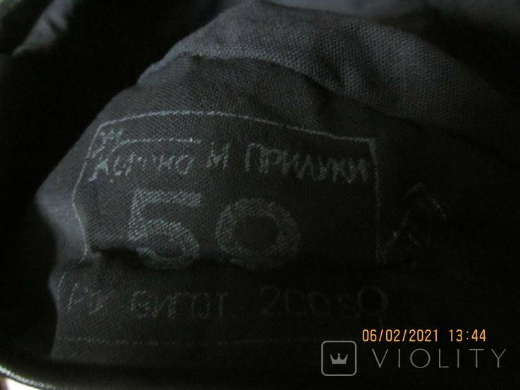 Берет морской пехоты с флажком., фото №4