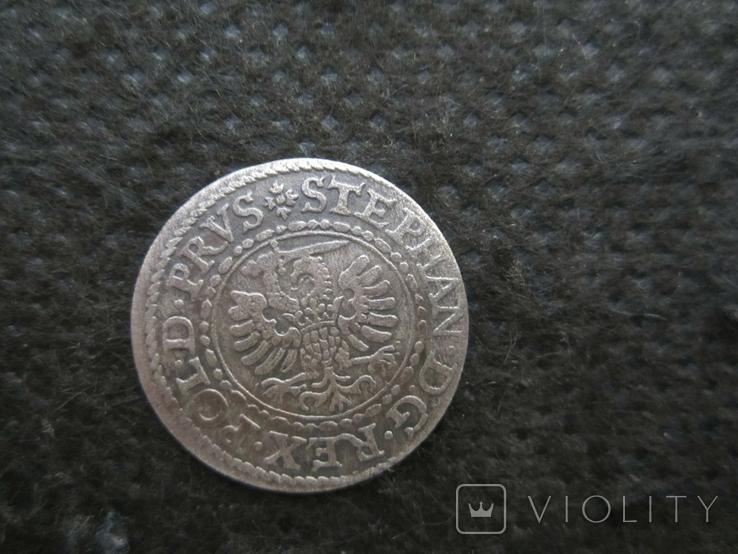 Гданьский солид 1579 г., фото №2