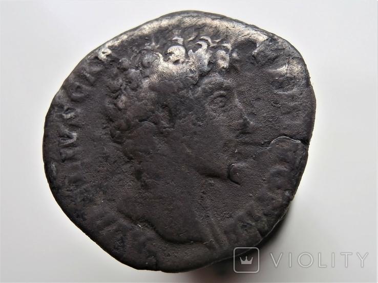 Денарий М.Аврелия, фото №7