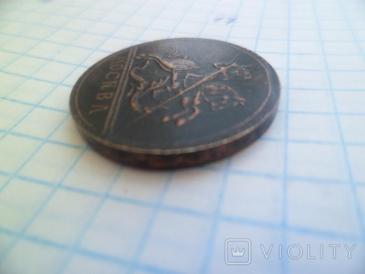Грош 1727 рік копія, фото №6