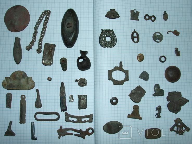 Элементы, фрагменты, детали и части старинных предметов, фото №2