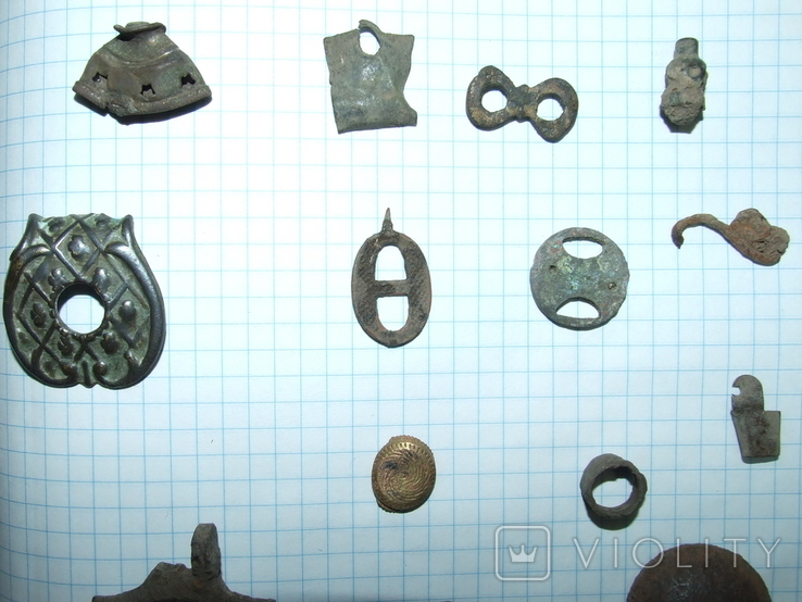 Элементы, фрагменты, детали и части старинных предметов, фото №5