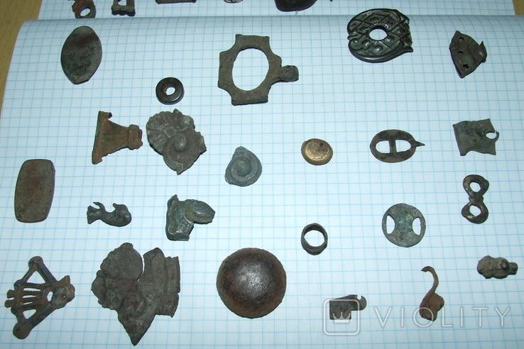 Элементы, фрагменты, детали и части старинных предметов, фото №8
