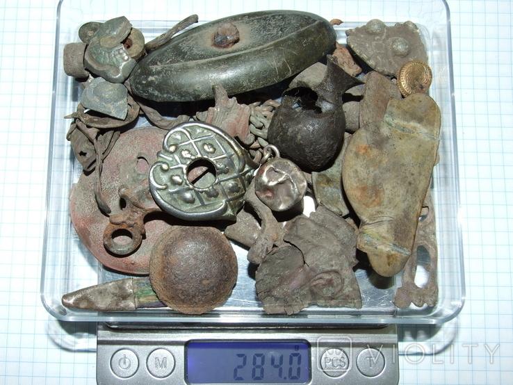 Элементы, фрагменты, детали и части старинных предметов, фото №13