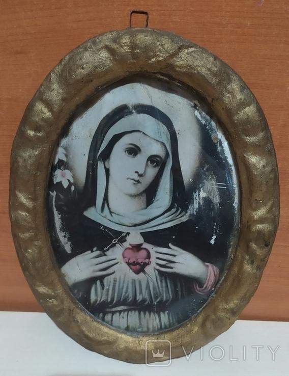 """Икона """"Божией Матери """", фото №2"""