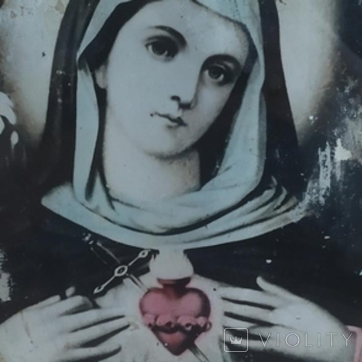 """Икона """"Божией Матери """", фото №3"""