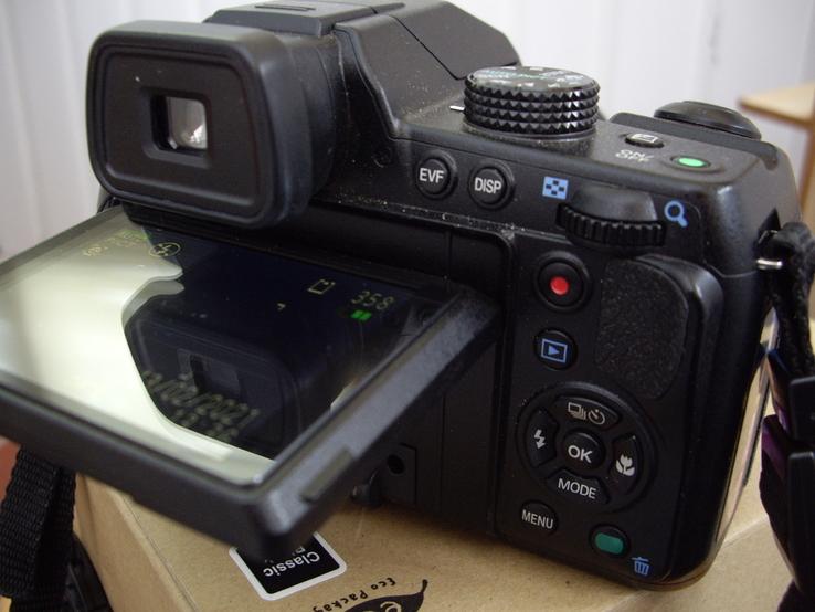 Фотоаппарат цифровой Pentax X-5, фото №4