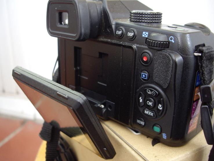 Фотоаппарат цифровой Pentax X-5, фото №5