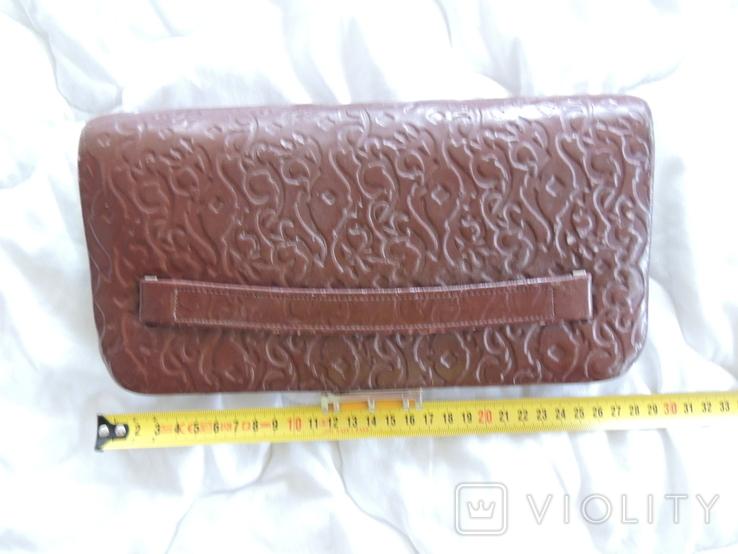 Старинная женская сумка, фото №8
