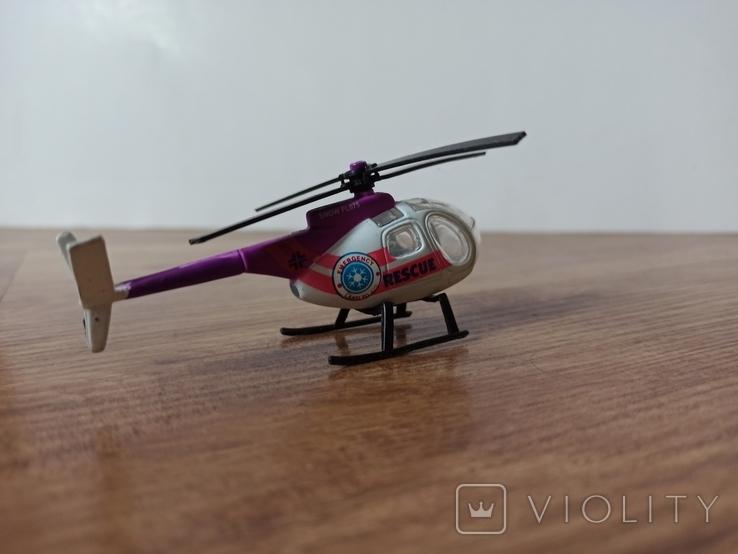 Вертолёт Rescue, модель, фото №4