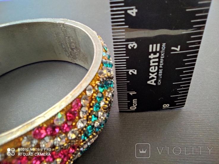 Вінтажний браслет., фото №8