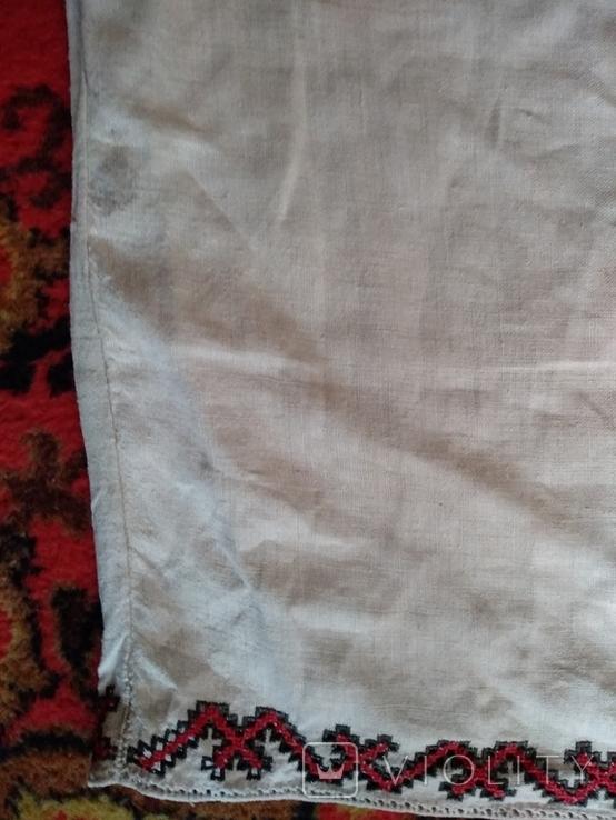 Сорочка вышиванка, конопляна., фото №3
