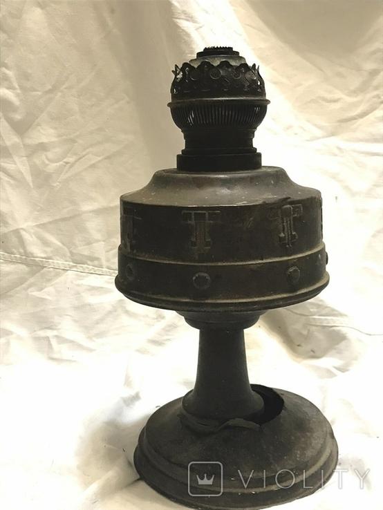 Лампа ХугоШнайдерЛейпциг, фото №2