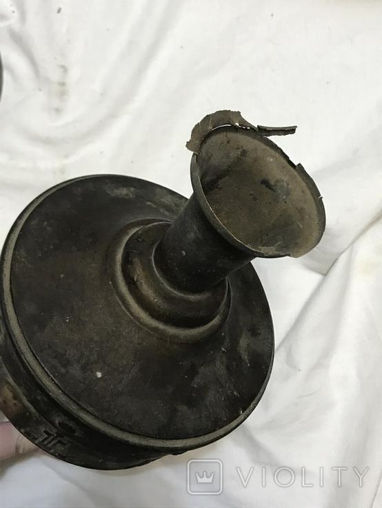 Лампа ХугоШнайдерЛейпциг, фото №6