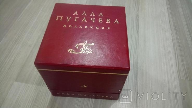 CD Алла Пугачева, Box set (Австрия) коллекционный, фото №2
